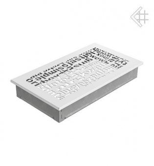 Вентиляционная решетка Kratki 17/30 ABC белая