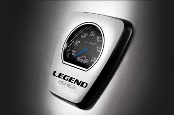 Газовый гриль Napoleon Legend-410 (стальной, с конфоркой)