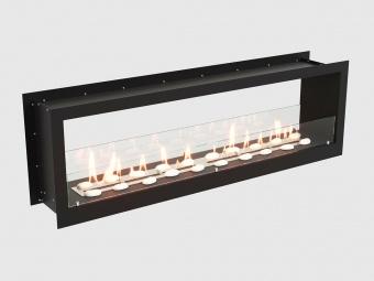 Биокамин Lux Fire Сквозной 1710 М