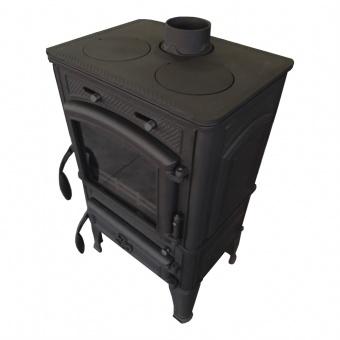 Печь-камин Guca Lava Premium (с плитой)