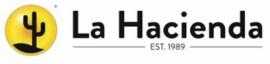 Логотип La Hacienda
