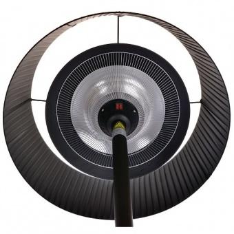 Электрический напольный обогреватель Hügett Floor Black 1821-B