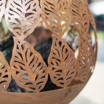 Костровая чаша La Hacienda Leaves Globe