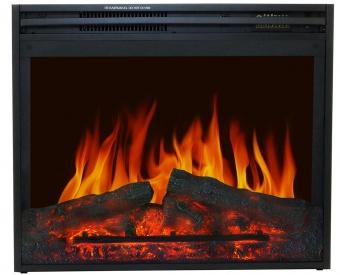 Электрокамин Royal Flame Nottingham Орех с очагом Jupiter FX New