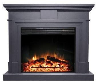 Электрокамин Royal Flame Coventry Graphite Grey с очагом Jupiter FX New