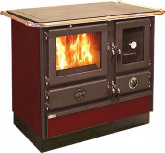 Кухонная плита MBS Super Thermo Magnum 4D L Red с т/о (правая)