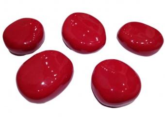 Керамические камни красные (14шт.)