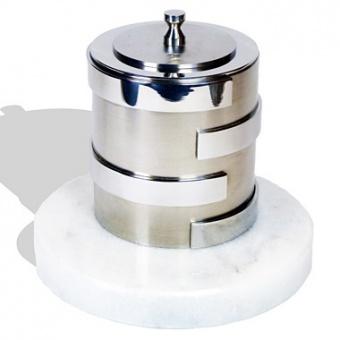 Серебро на мраморном основании (коллекция Modern)