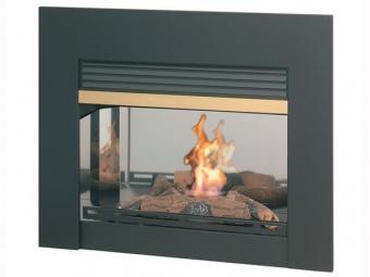 EDF 2000-BA (черный фасад рамки)