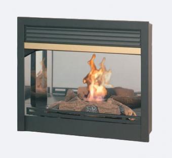 EDF 2000-BB (черный фасад рамки)
