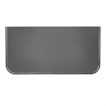 Предтопочный лист 073-R7010 400x600 серый VPL073R7010