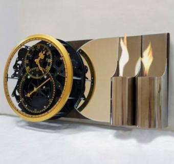 Камин-часы «Dreamtime»