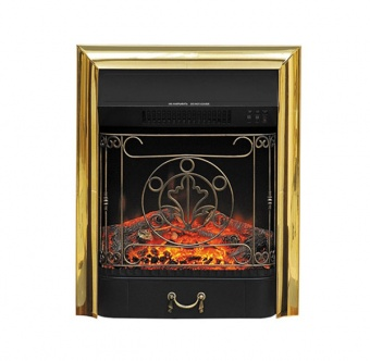 Электроочаг Royal Flame Majestic FX Brass